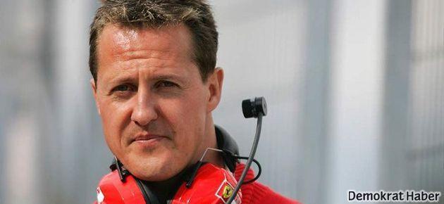 Schumacher'den kötü haber geldi