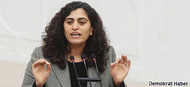 Sebahat Tuncel konuşurken Meclis TV yayını kesti