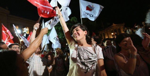 Seçime iki hafta kala Yunanistan 'SYRIZA' diyor