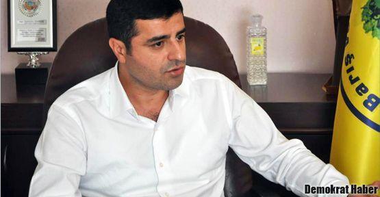 Selahattin Demirtaş: Hepimizin destek olması lazım!