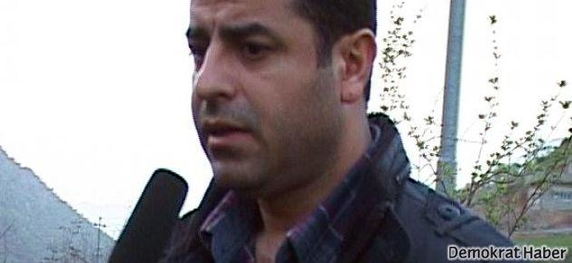 Selahattin Demirtaş Kandil'in yanıtını bekliyor