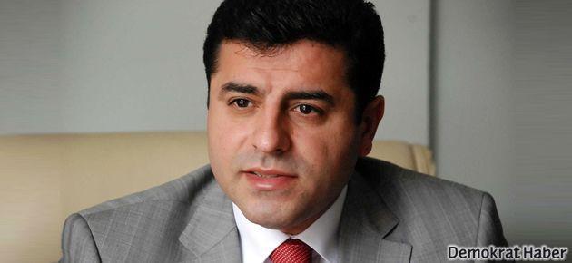 Selahattin Demirtaş: Önerimiz özerklik!