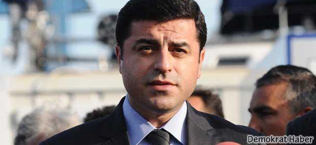 Selahattin Demirtaş'tan provokasyon uyarısı