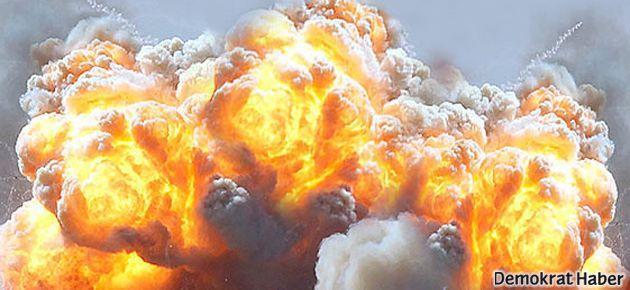 Şemdinli'de patlama: 1 çocuk yaşamını yitirdi