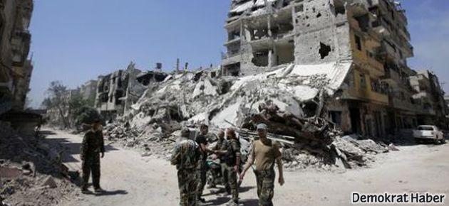 Serekaniye'ye sabah 4'te top saldırısı
