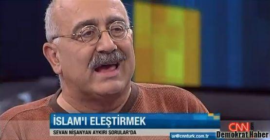 Sevan Nişanyan: Türkiye'de zayıf konumda olan İslam değil!