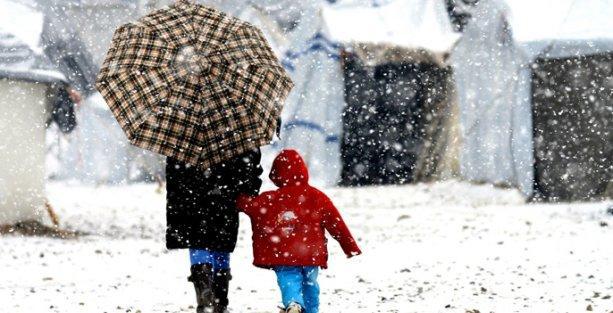 Sibirya soğukları geliyor!