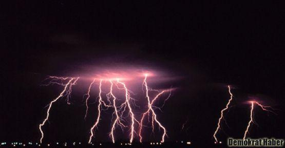 Şiddetli fırtına ve yağış uyarısı!