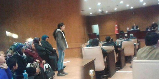 Kadınların sığınma evi sorusuna AKP'li başkanın yanıtı: Oturun oturduğunuz yere!