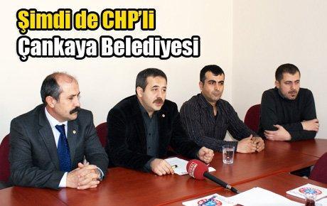 Şimdi de CHP'li Çankaya Belediyesi