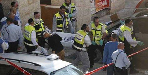 Sinagog saldırısında ölü sayısı 7'ye çıktı