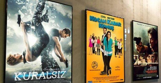 Sinemalarda bu hafta 6 film vizyona giriyor