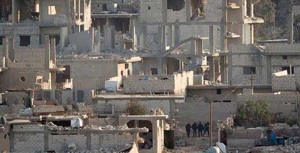 Sınırdaki köyler IŞİD'in kolaylıkla geçişi için mi boşaltıldı!