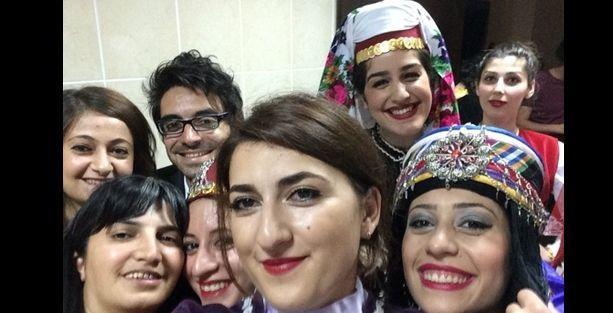 Türkiyeli ve Ermenistanlı gençlerin dans projesine Gümrü'de yasak