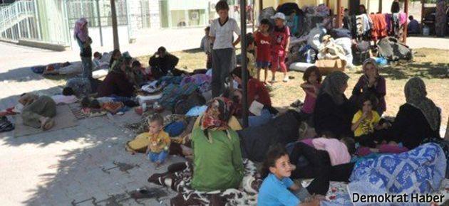 Şirinevler'de Alevi sığınmacılara belediye saldırısı iddiası