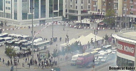 Bakırköy Cezaevi'ne gidenlere polis müdahalesi