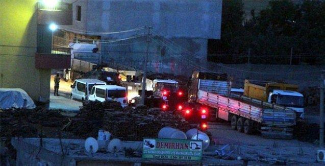 Şırnak'ta polis baskını: 8'i çocuk 30 kişi gözaltına alındı