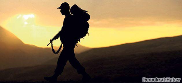Şırnak'ta gerilim: 1 asker hayatını kaybetti