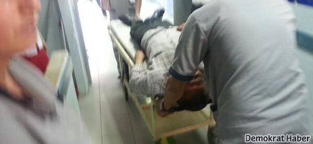 Sırrı Süreyya hastaneye kaldırıldı!