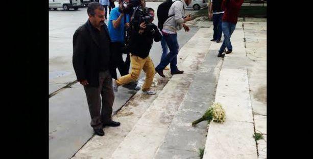 Sırrı Süreyya Önder Gezi Parkı'na gitti