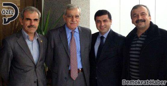 Sırrı Süreyya Talabani'nin eşini ziyaret etti