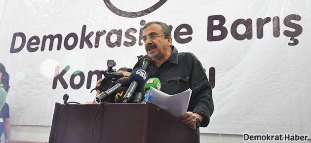 Sırrı Süreyya'dan CHP'ye 'terörist' eleştirisi