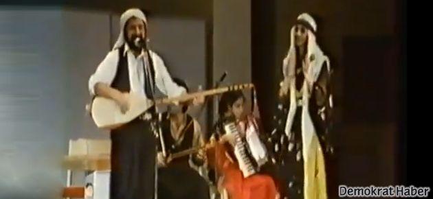 Şivan'ın ilk düeti 1984'teydi