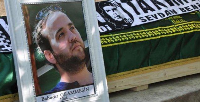 'Sivil polisler, aileleri Bahadır Grammeşin'in görüntüleriyle korkutuyor'