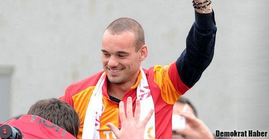 Sneijder'de Hagi'yi aramak (!)