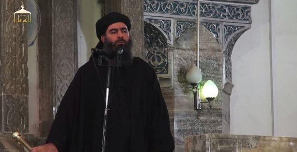 Snowden: IŞİD lideri Bağdadi'yi Mossad yetiştirdi