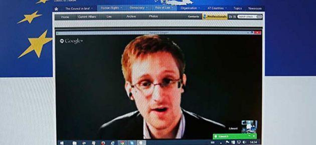 Snowden'dan ABD'yi sarsacak açıklamalar
