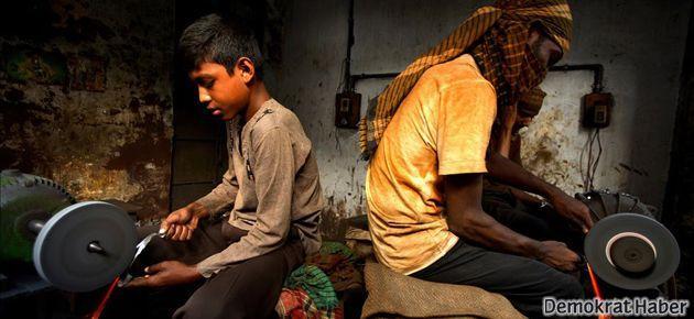 Sokaklarda 5 bin 851 çocuk çalıştırılıyor