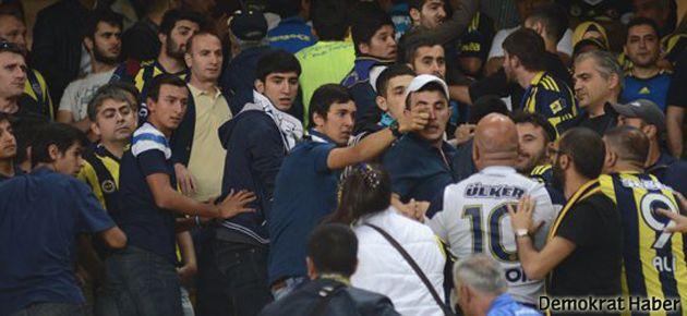 'Sol Açık Fenerbahche' grubuna saldırı