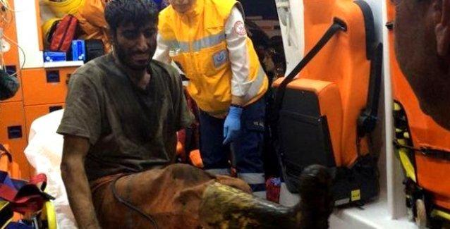 Soma'daki o madenciye 'Toplumsal Fair Play Ödülü' verildi