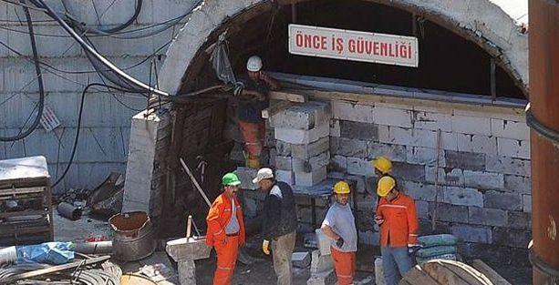 Soma'da madene giriş kapatıldı