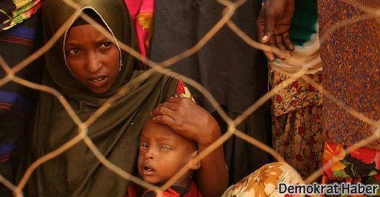 Somali kamplarında taciz ve tecavüz