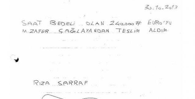 Soruşturma Komisyonu antetli kağıdı belge saydı!