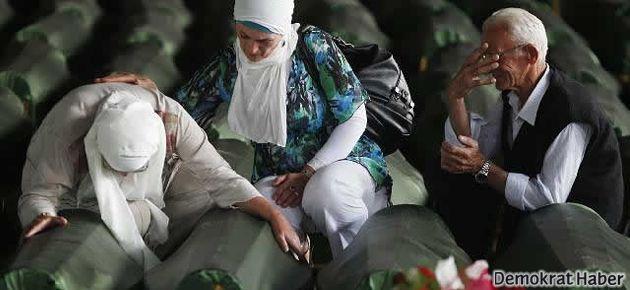 Srebrenitsa Soykırımı'nın 18. yıldönümü