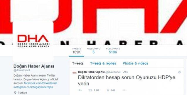 Star'ın, 'DHA'dan HDP soytarılığı' haberi için açıklama
