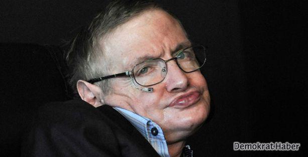 Stephen Hawking: Yapay zeka kontrolden çıkarsa..