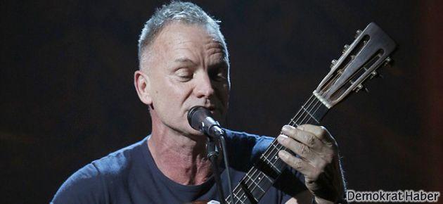 Sting'e Ahmet Kaya şarkısı teklifi