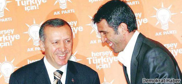 'Şükür'den sonra Erdoğan'a bir kafa golü daha'