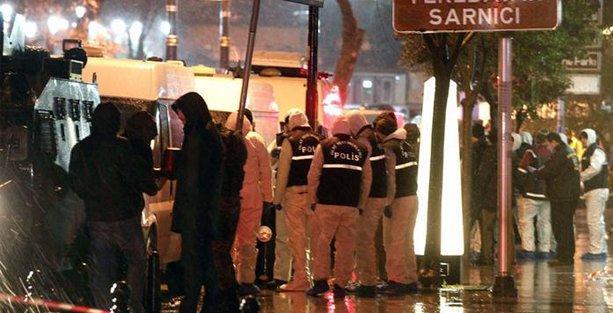 Sultanahmet'teki canlı bombanın kimliği belli oldu
