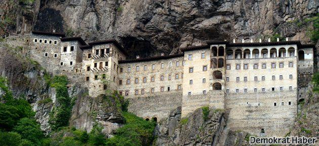 Sümela Manastırı'nı UNESCO onaracak