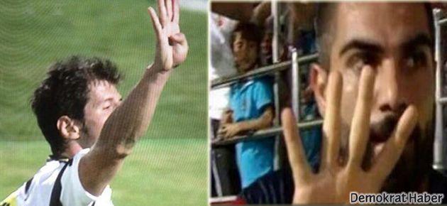 Süper Lig'de Mısır protestosu