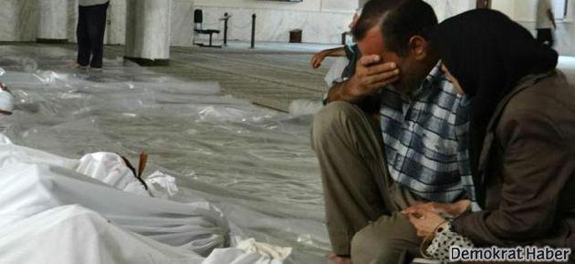 Suriye BM heyetine izin verdi