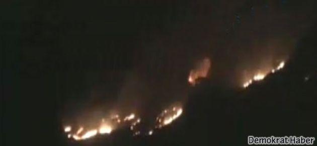 Suriye: İsrail Şam'ı vurdu