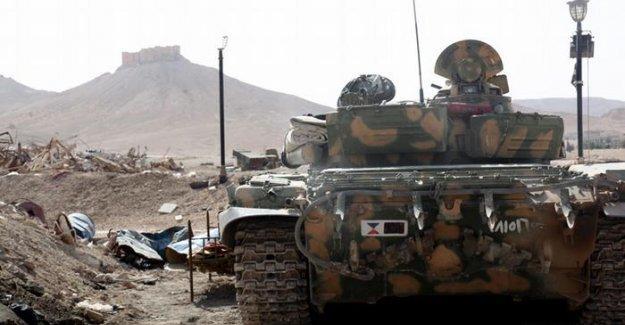 'Suriye'nin yarısından çoğu IŞİD'in elinde'
