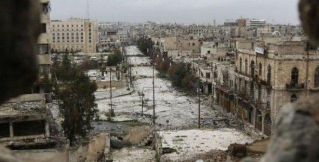 Suriye ordusu Halep'e operasyon başlattı