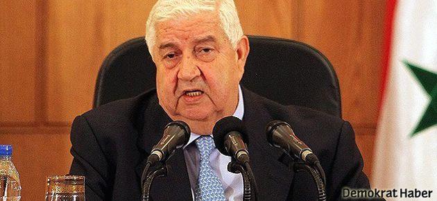 Suriye, Rusya'nın teklifini kabul etti